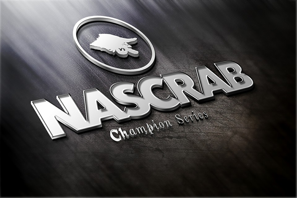 NASCRAB Champion Series with emblem of hermit crab
